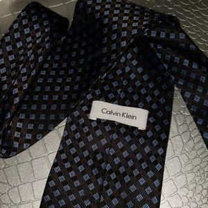 Calvin Klein necktie